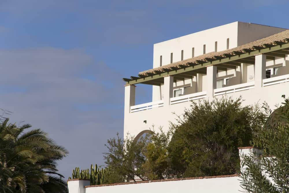 a luxury apartment on the coast of Cadiz