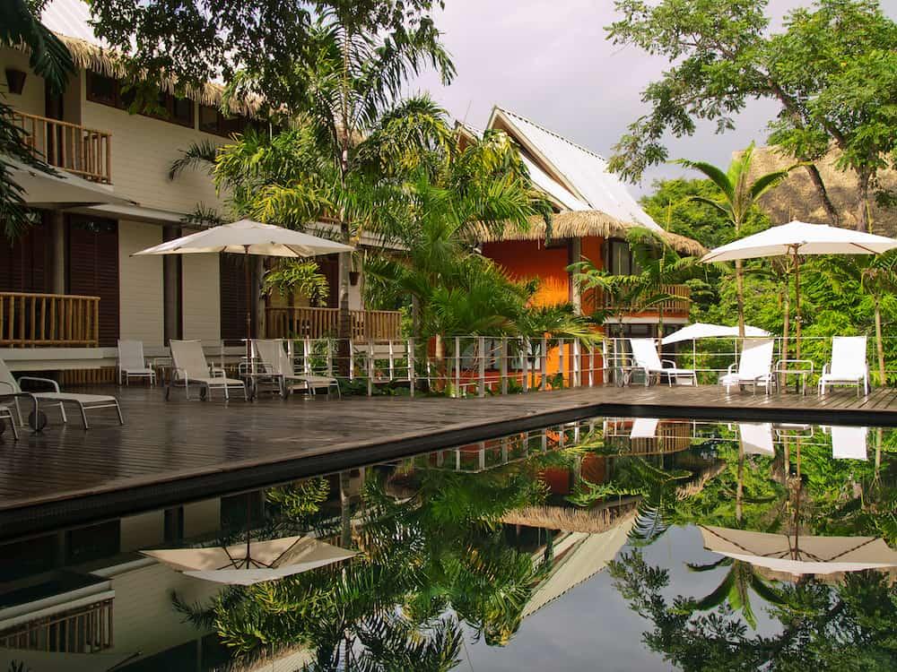 A Beautiful Hotel Resort in Costa Rica