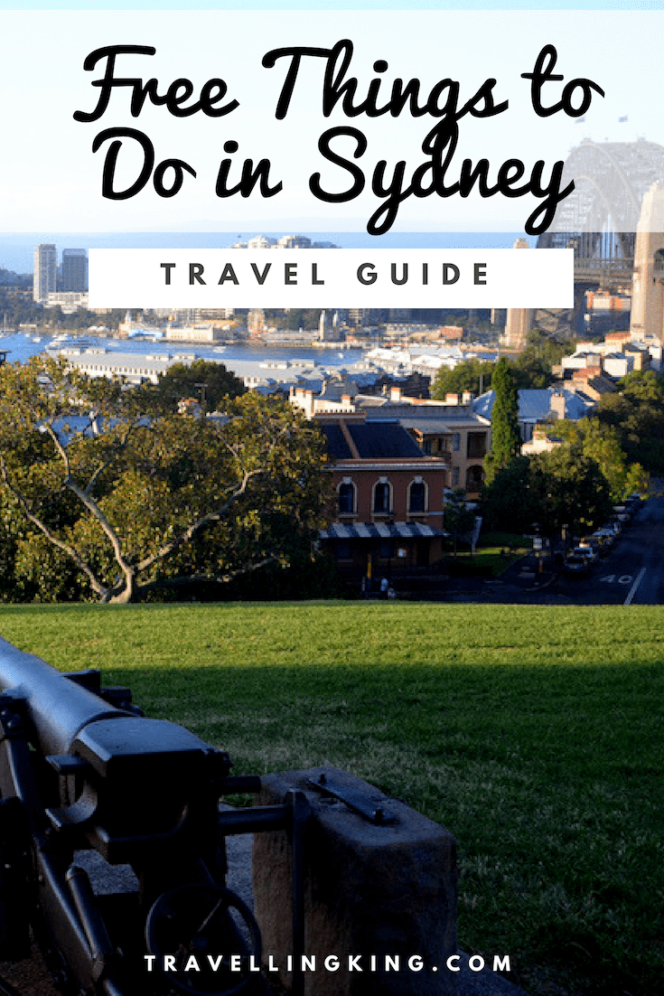 Free Things to Do in Sydney