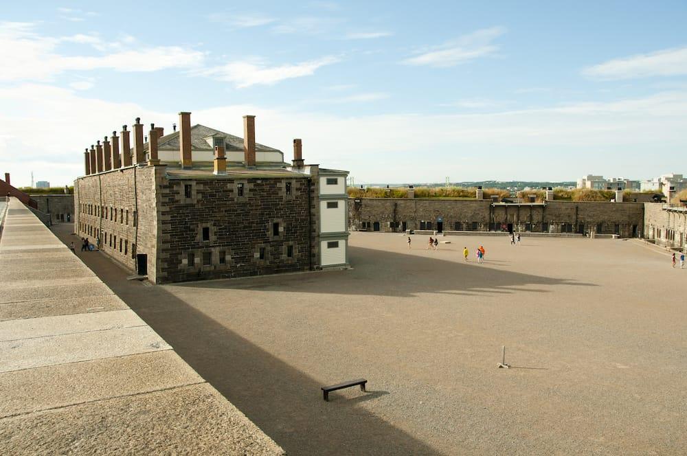 Halifax Public Citadel - Nova Scotia - Canada