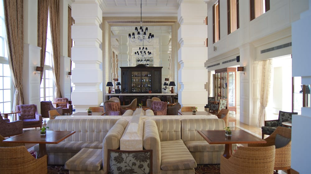 PULAU LANGKAWI, MALAYSIA - Inside THE DANNA luxury Hotel on Langkawi island. THE DANNA Hotel is a luxury hotel in langkawi with modern decoration and style.