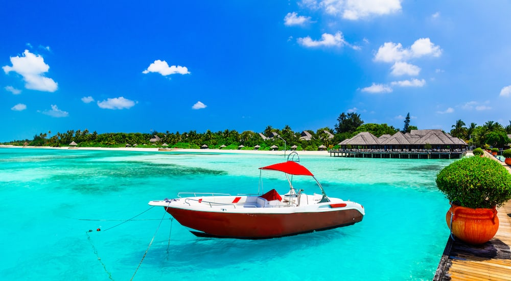 Maldives, welcome in Paradise!