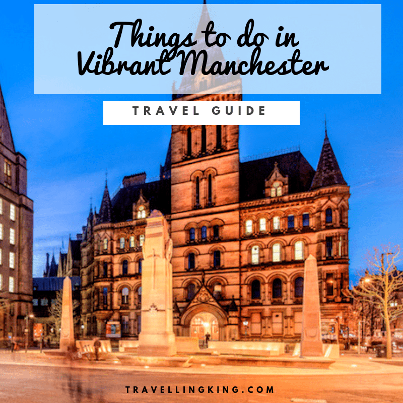 Christmas Places To Go Manchester: Things To Do In Vibrant Manchester