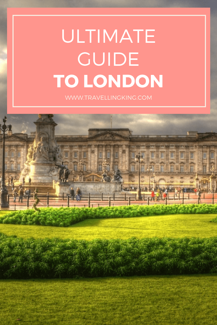 Ultimate Guide to London