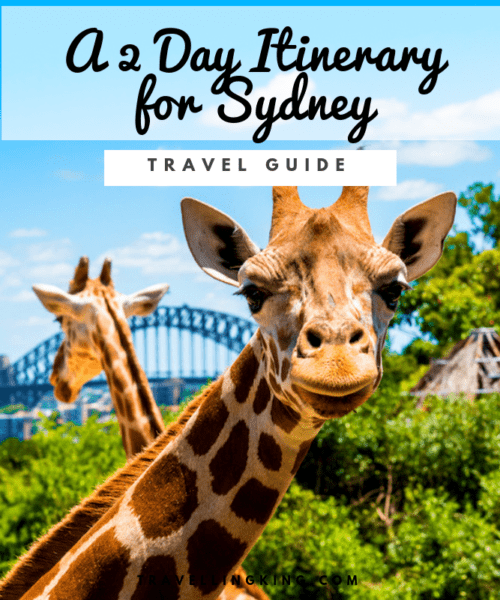 48 Hours in Sydney - A 2 Day Itinerary