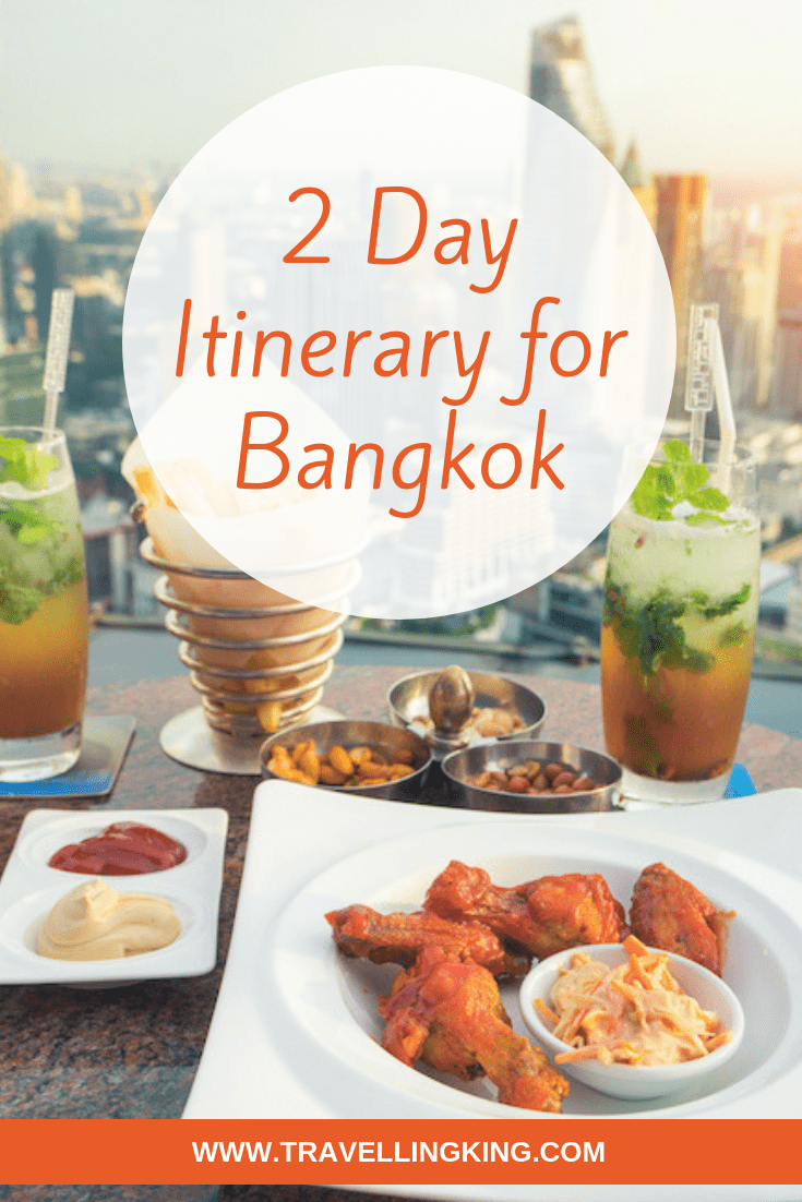 48 hours in Bangkok - 2 Day Itinerary