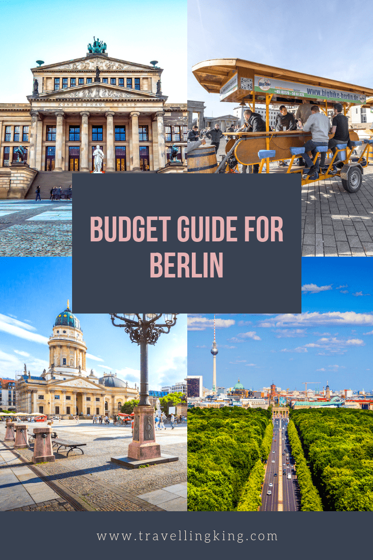 Budget Guide for Berlin