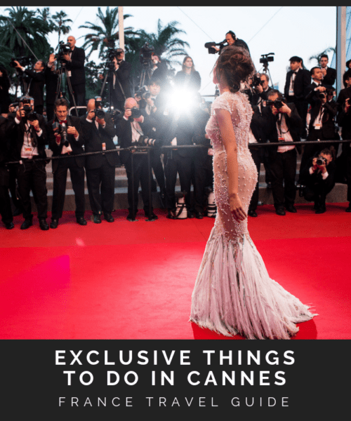 Exclusive Things to do in Cannes