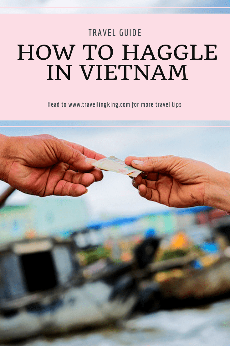 How to haggle in Vietnam