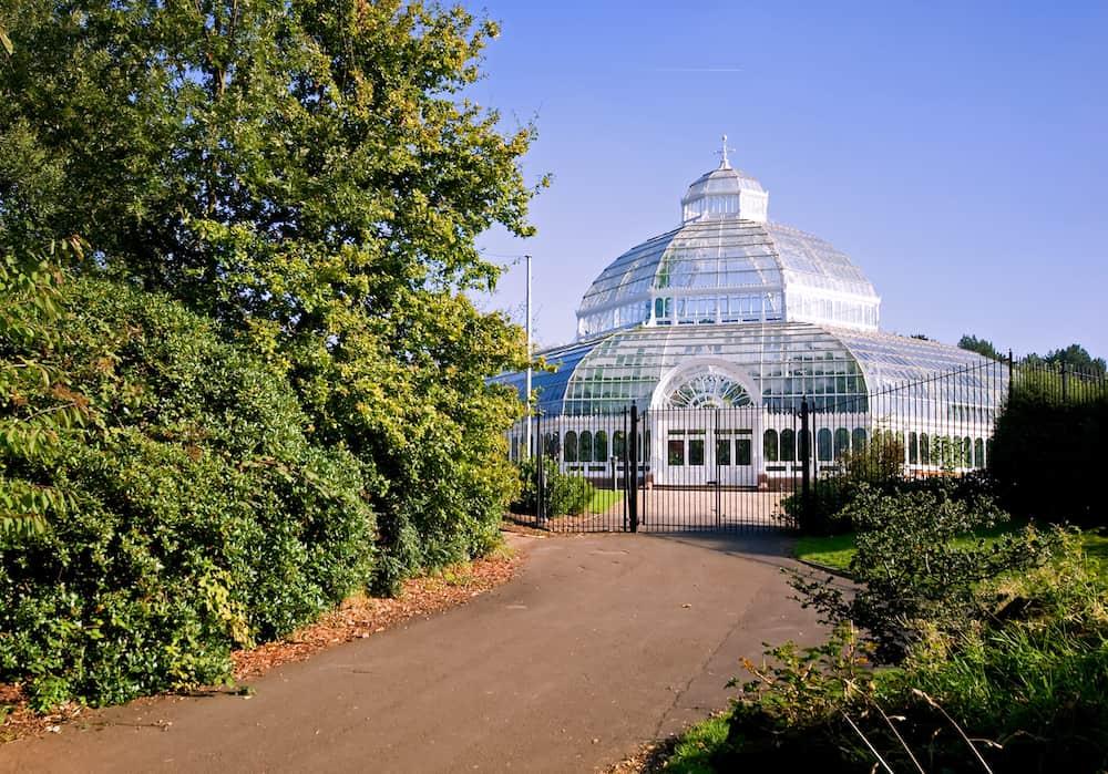 Palm House, Sefton Park, Liverpool