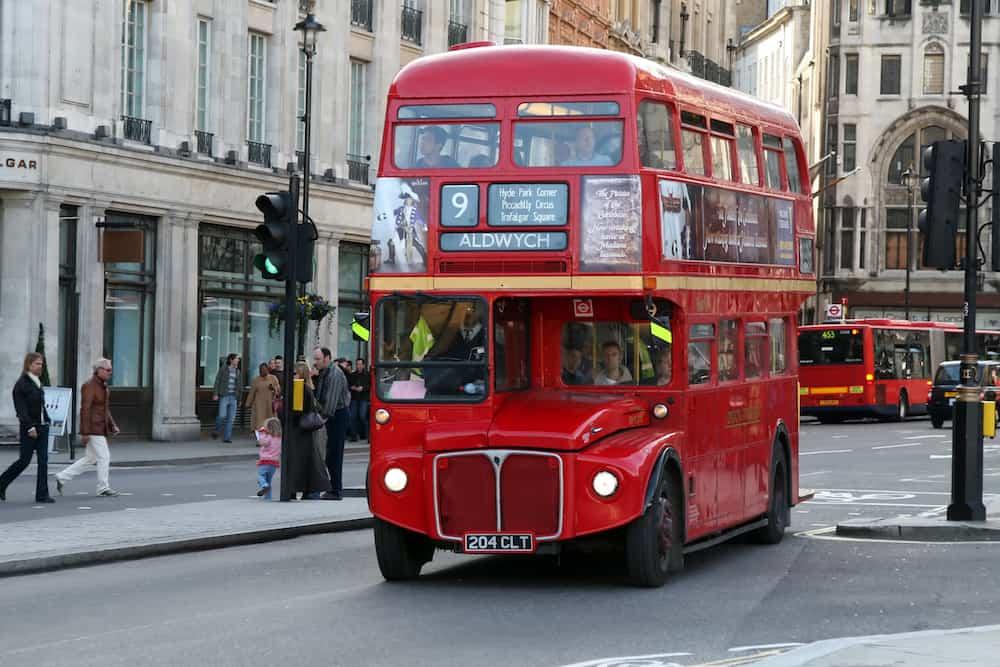London's doubledecker
