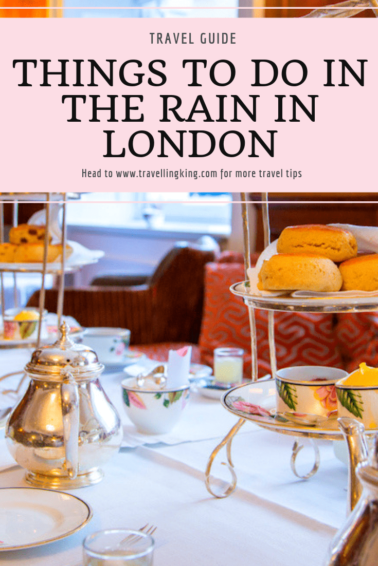 Things to do in the Rain in London