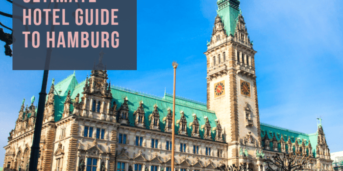 Where to stay in Hamburg