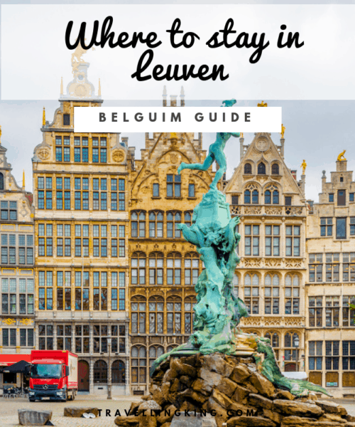 Where to stay in Leuven
