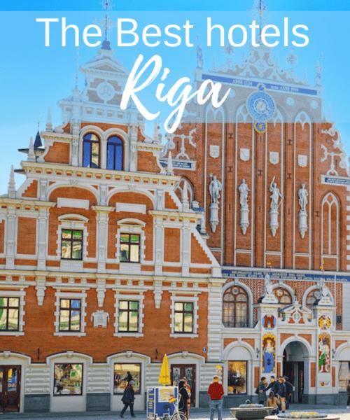 Where to stay in Riga - Latvia