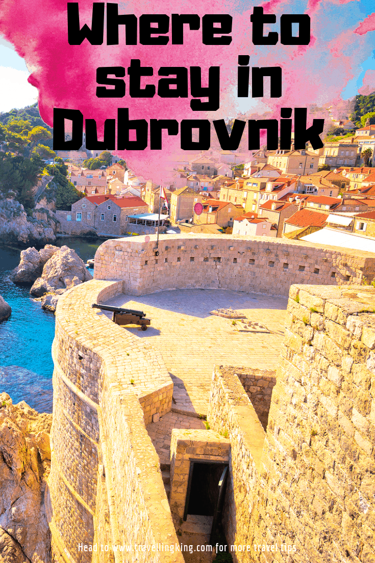where to stay in dubrovnik