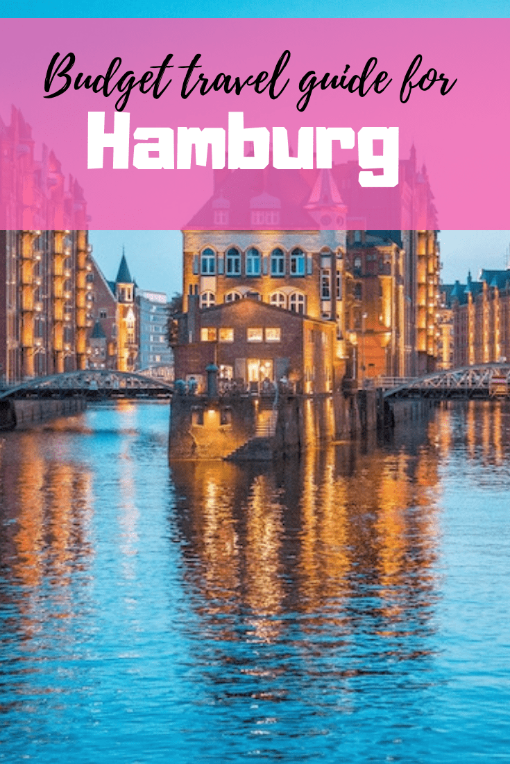 Budget Guide for Hamburg