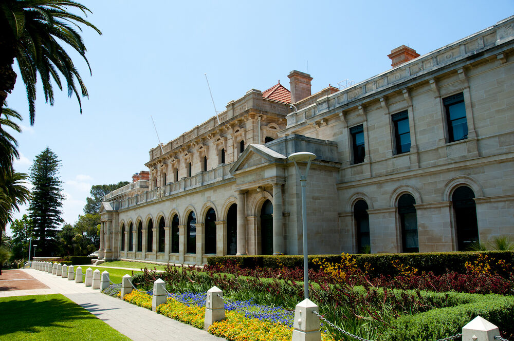 Parliament of Western Australia - Perth City