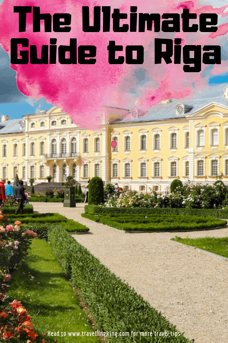 The Ultimate Guide to Riga