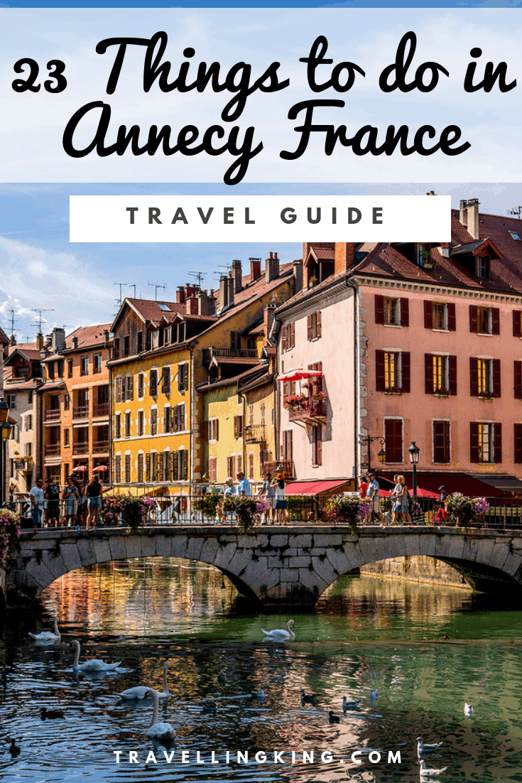 23 Things to do in Annecy and Surrounding Areas