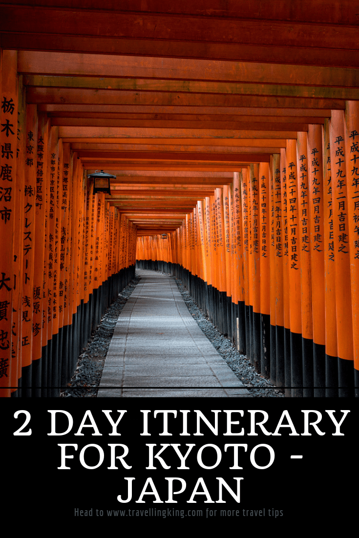 48 Hours in Kyoto - 2 Day Itinerary