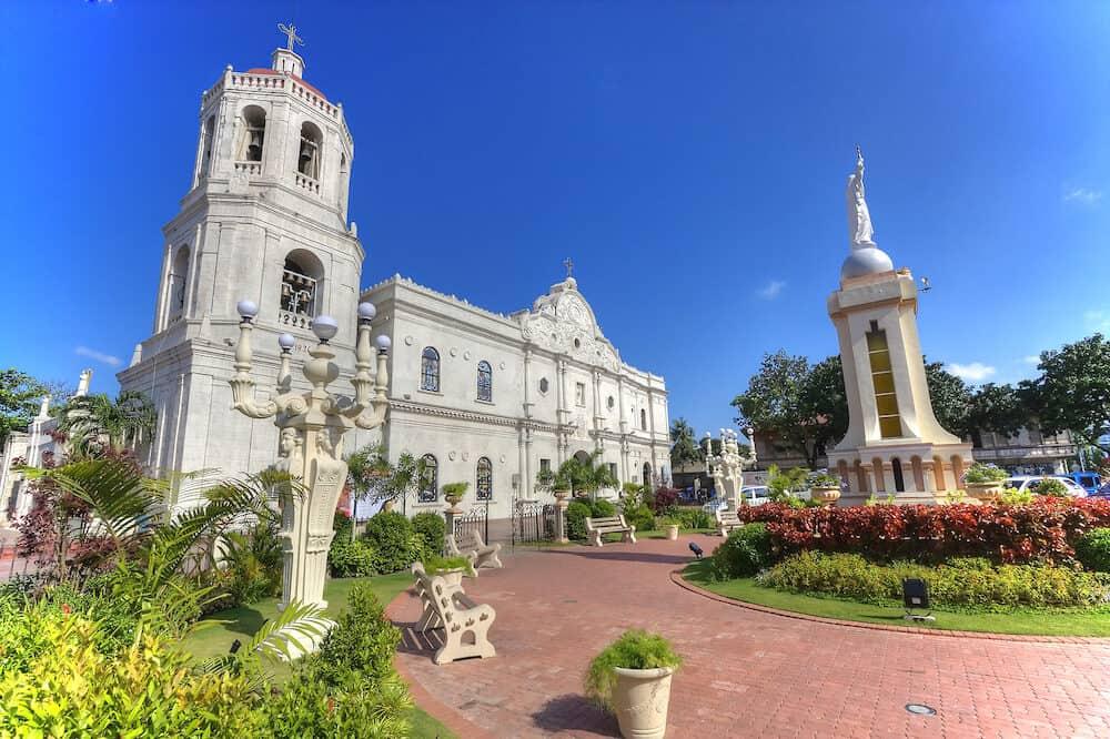 The new facade of the Cebu Metropolitan Cathedral