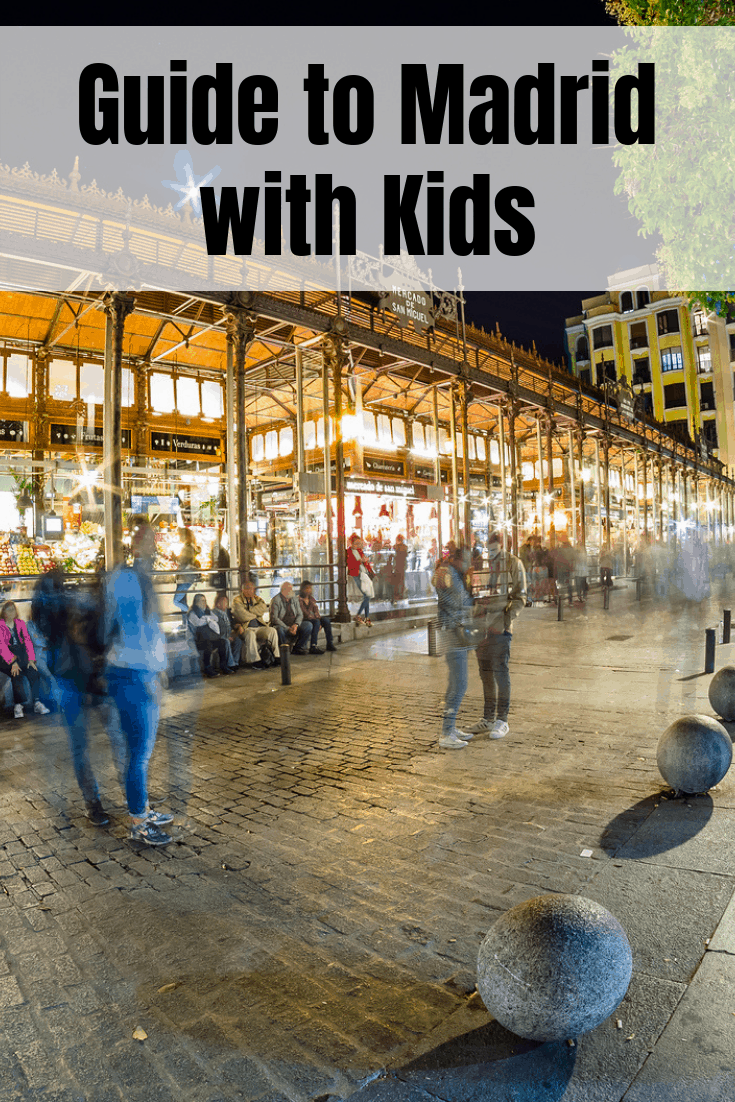 Guide to Madrid with Kids