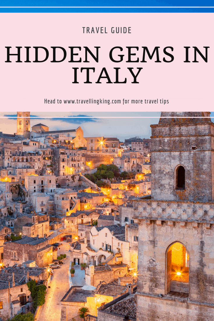 Hidden Gems in Italy