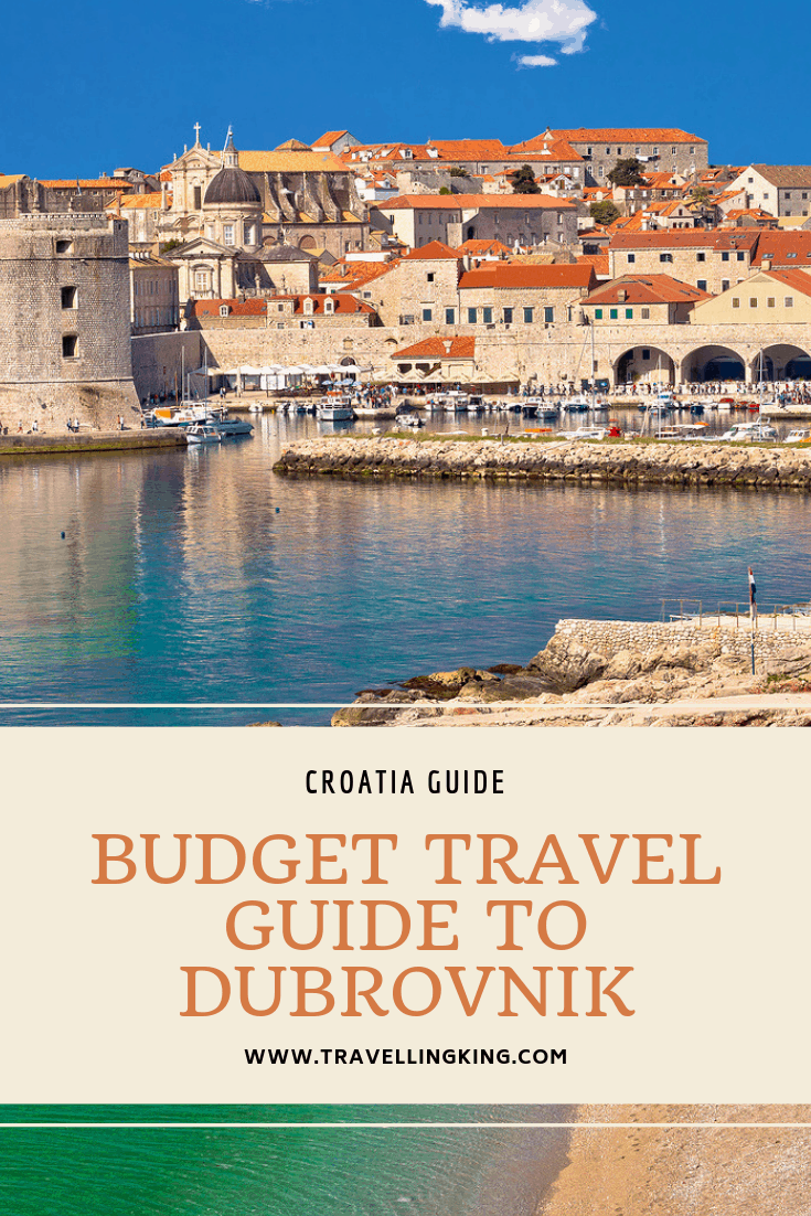 Budget Travel Guide to Dubrovnik