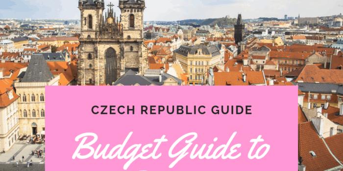 Budget Travel Guide to Prague