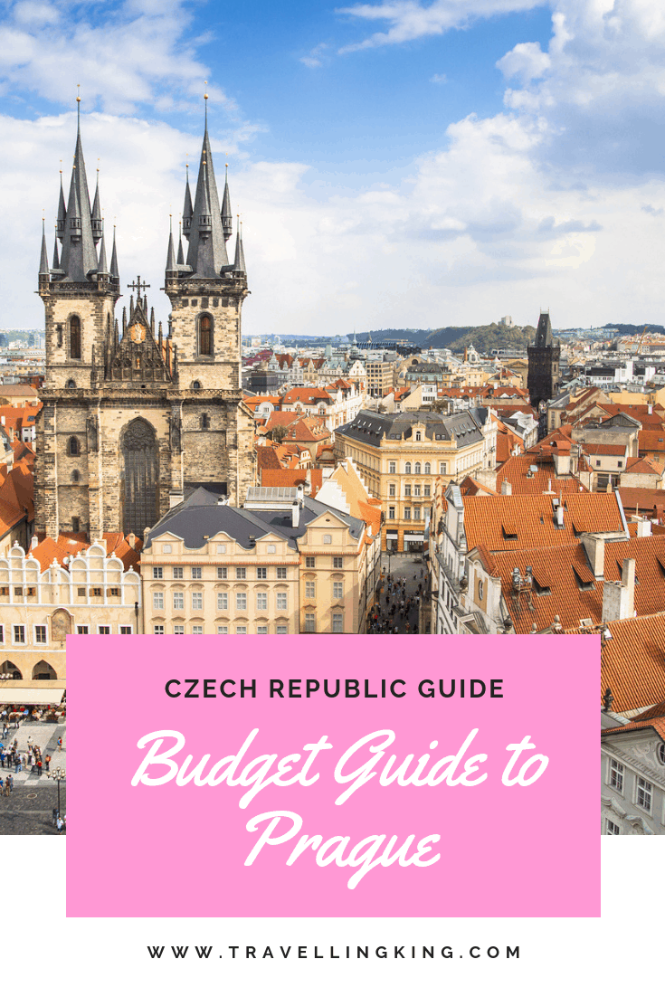 Budget Travel Guide to Prague