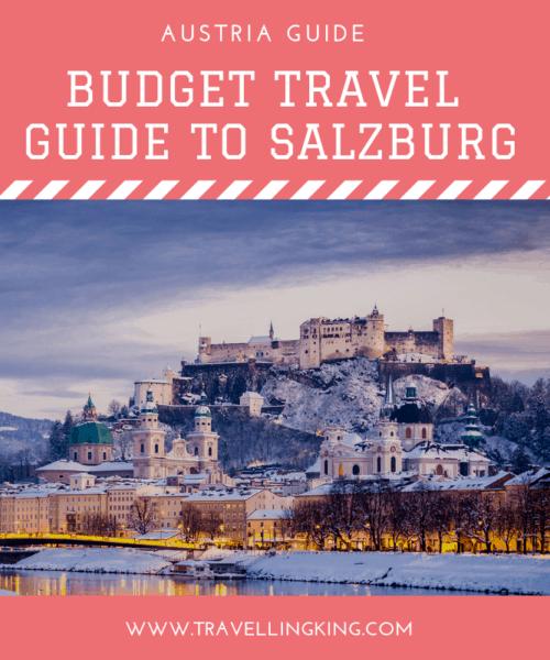 Budget Travel Guide to Salzburg