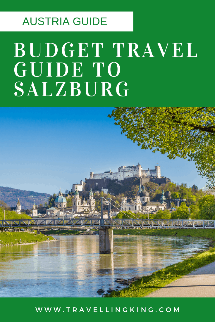 Budget Travel Guide to Salzburg