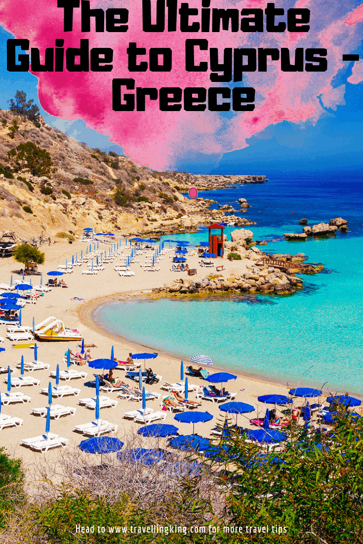 The Ultimate Guide to Cyprus