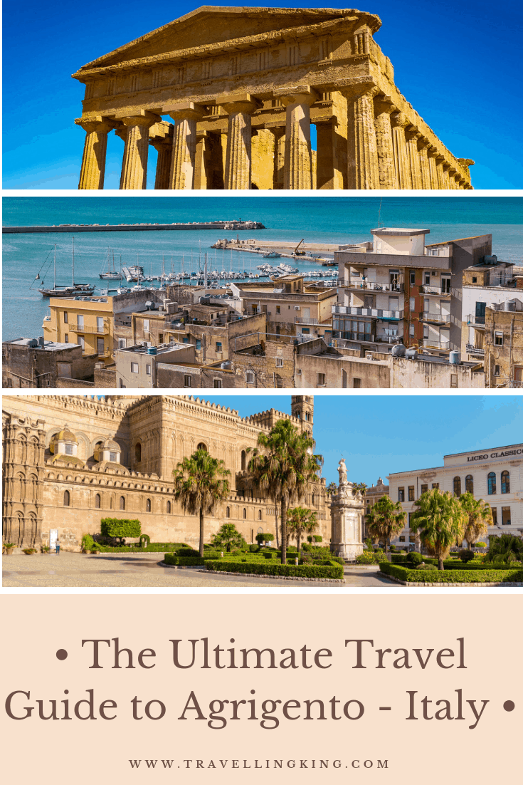 The Ultimate Travel Guide to Agrigento