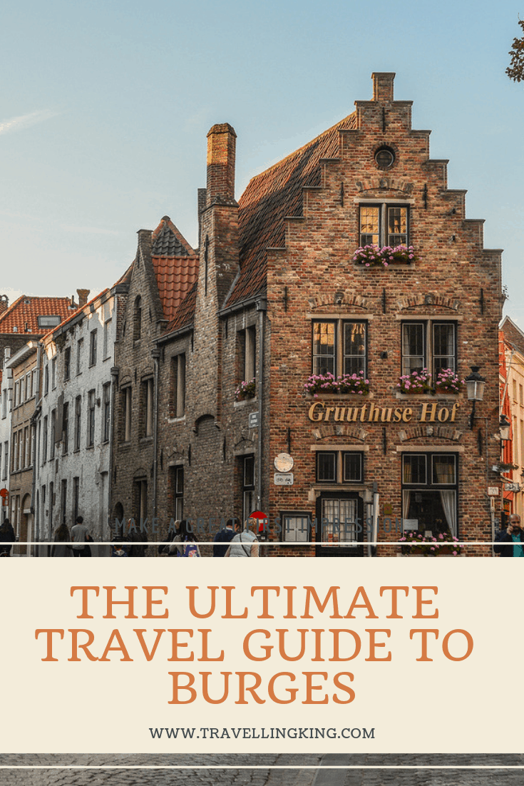 The Ultimate Travel Guide to Bruges