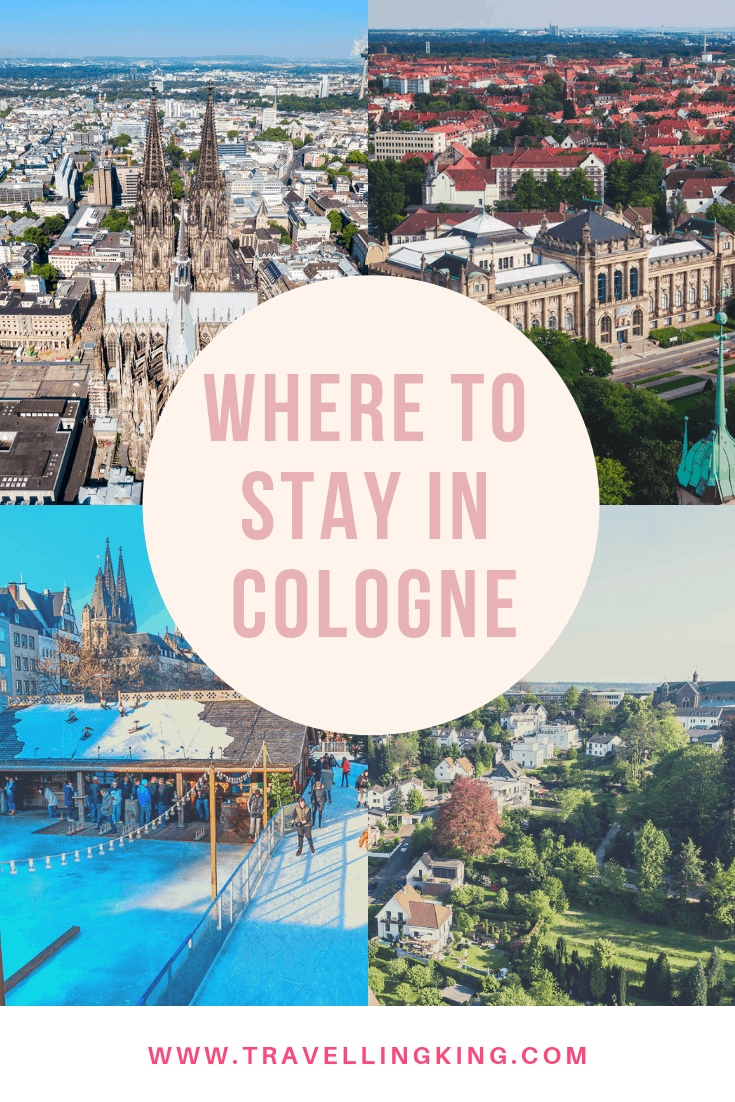 Where to stay in Cologne