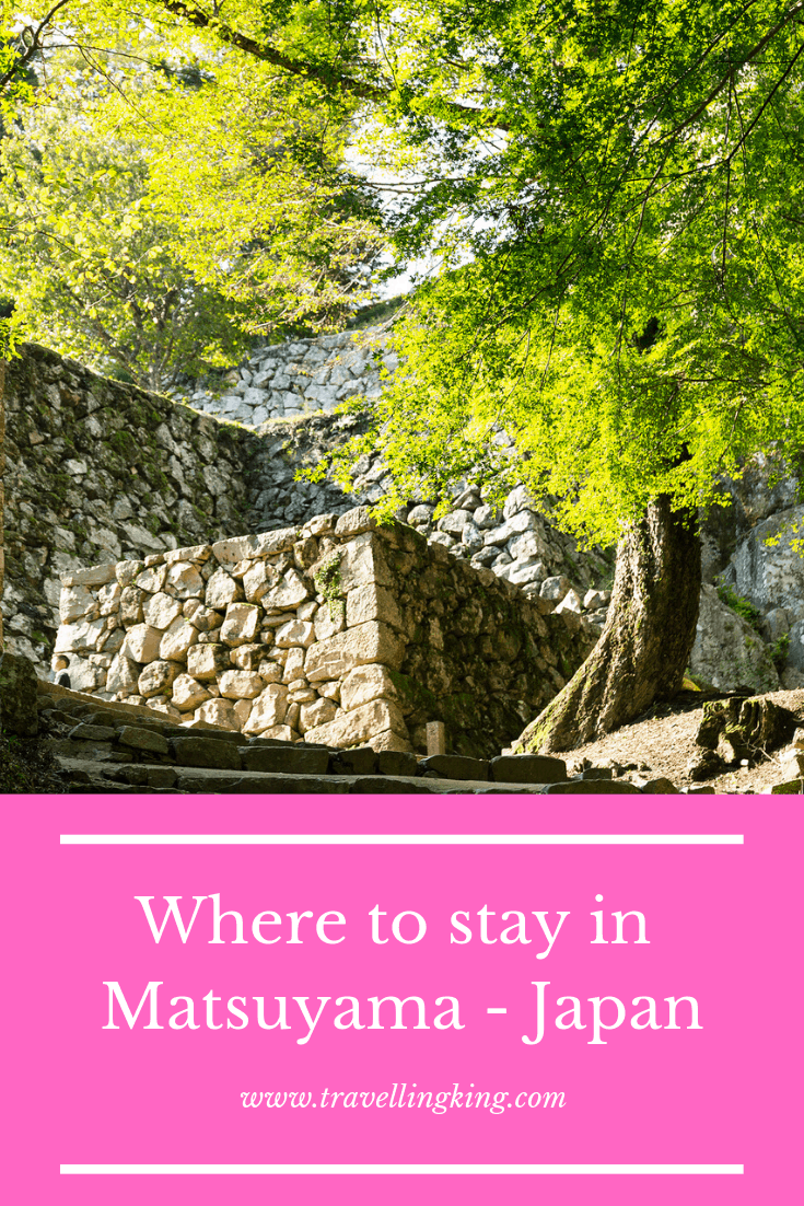 Where to stay in Matsuyama