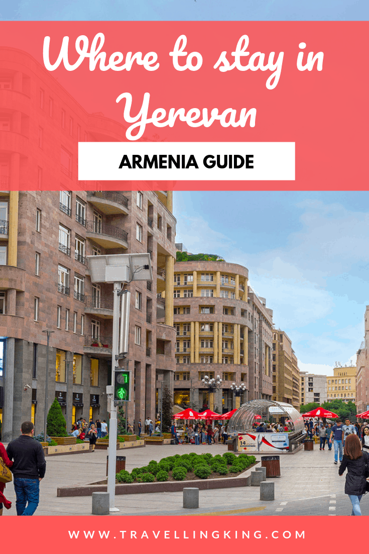 Where to stay in Yerevan