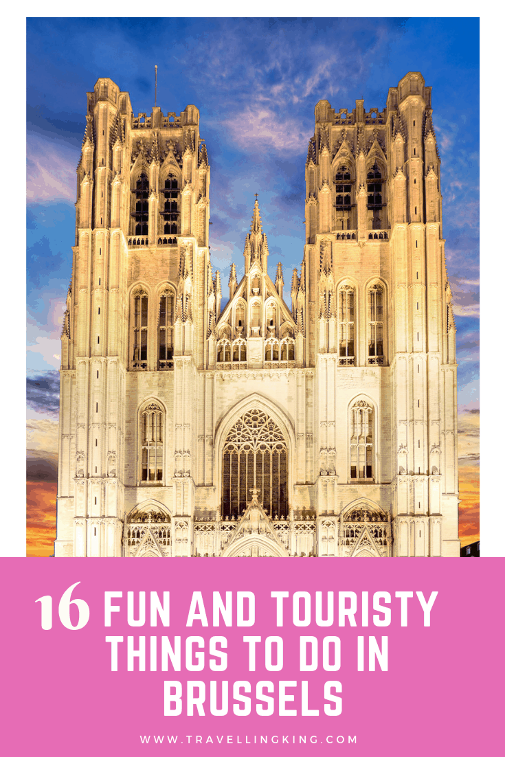 16 Fun and Touristy Things to do in Brussels
