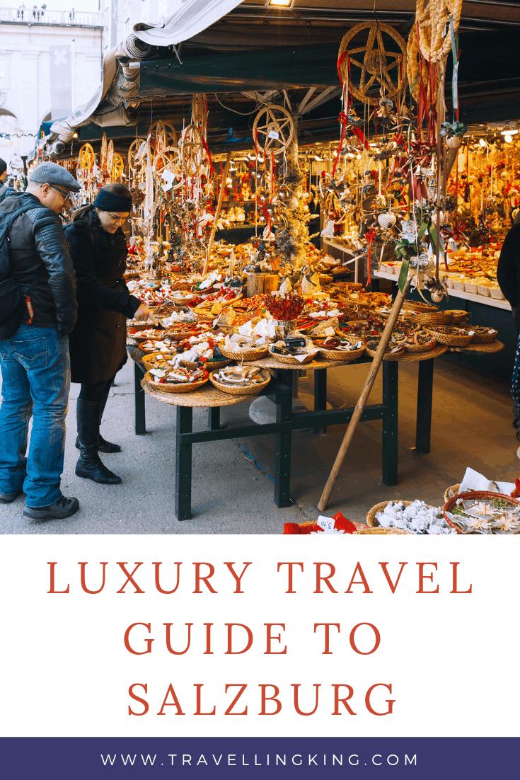 Luxury Travel Guide to Salzburg