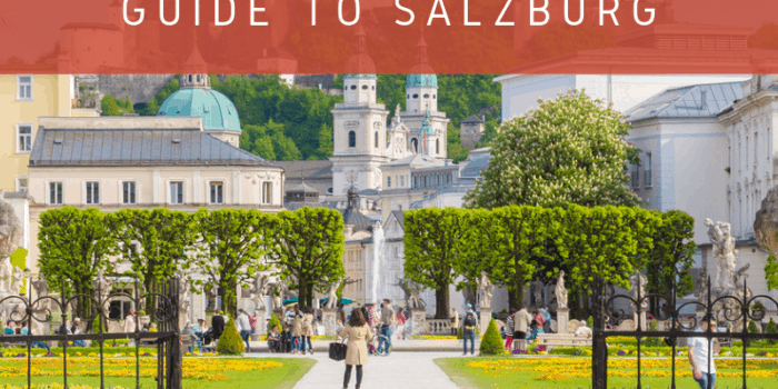 Luxury Travel Guide to Salzburg