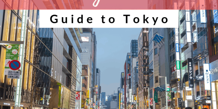 Luxury Travel Guide to Tokyo