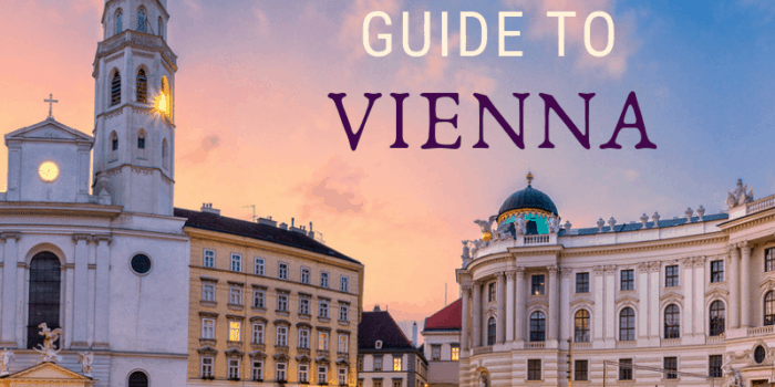 Luxury Travel Guide to Vienna