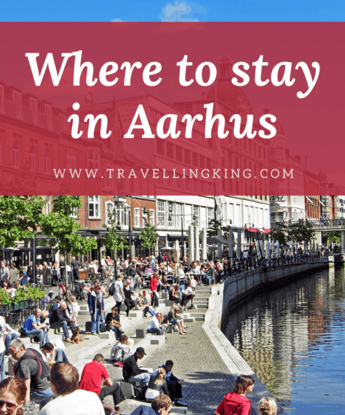 Where to stay in Aarhus