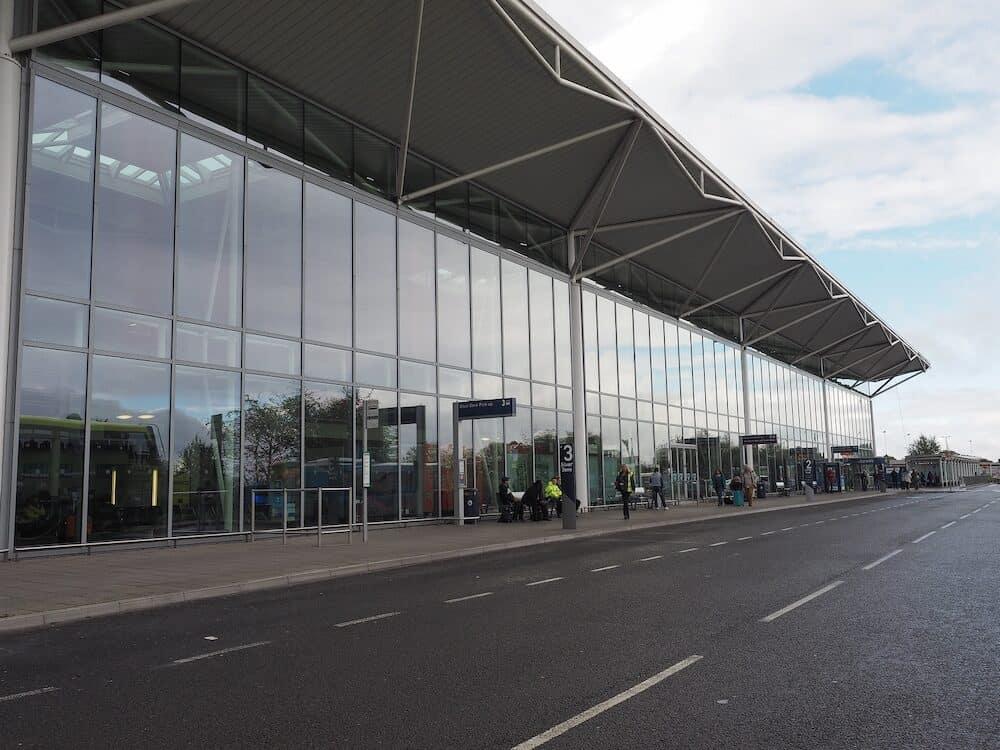 BRISTOL UK - CIRCA Bristol International Airport