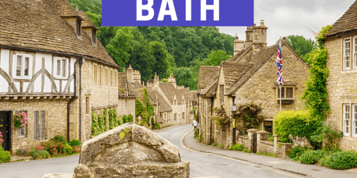 Where to stay in Bath
