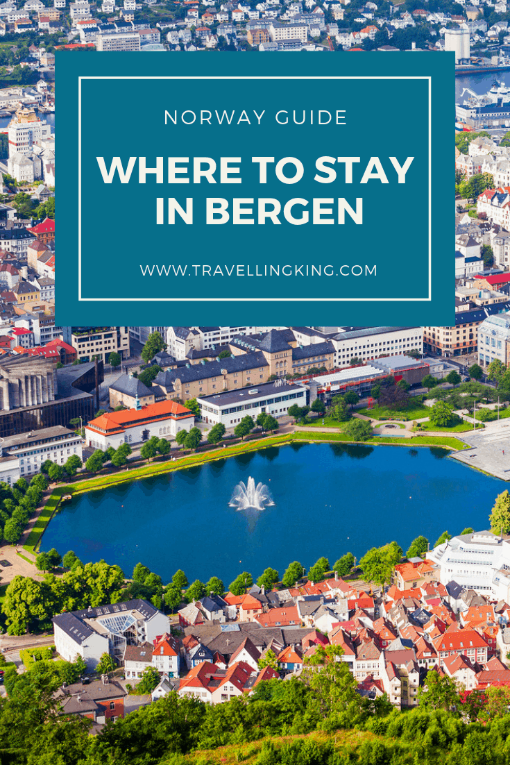Where to stay in Bergen
