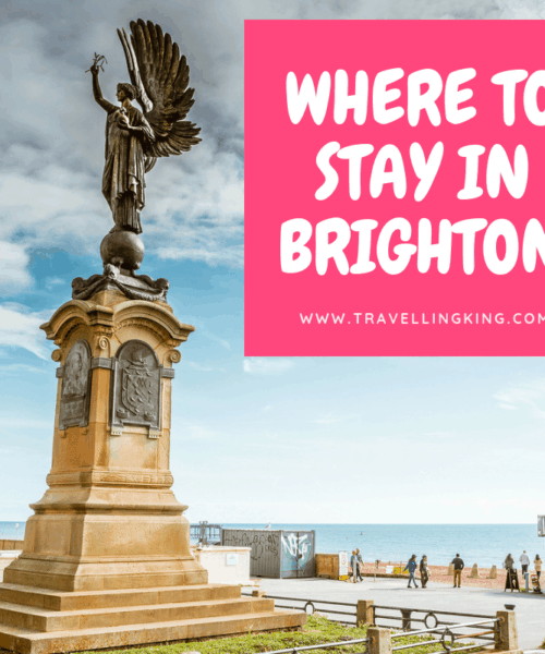 Where to stay in Brighton