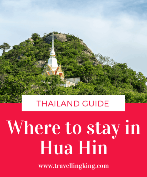 Where to stay in Hua Hin